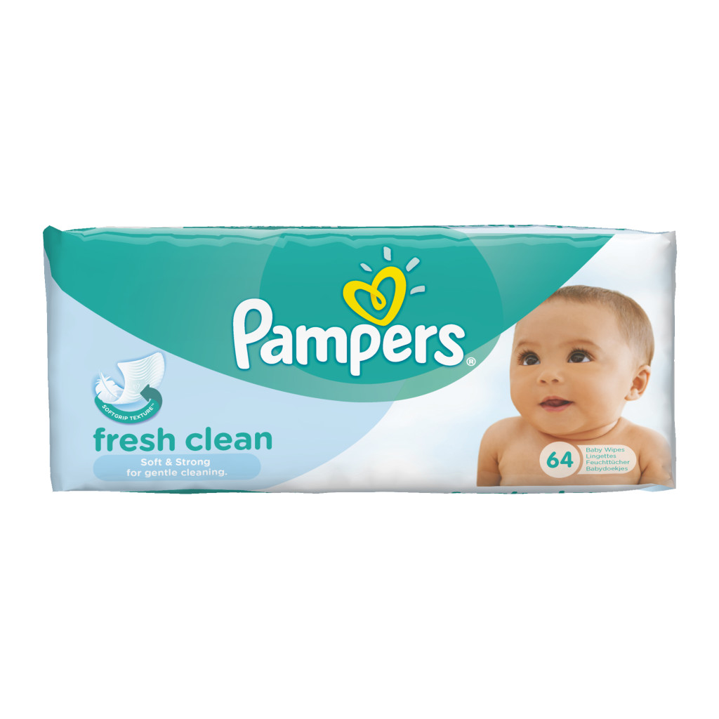 6_Pampers_Kleine Entdecker-Initiative 2015_Pampers Fresh Clean Feuchttuecher