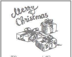 CHRISTMAS PRESENTS – MAMI & PAPI